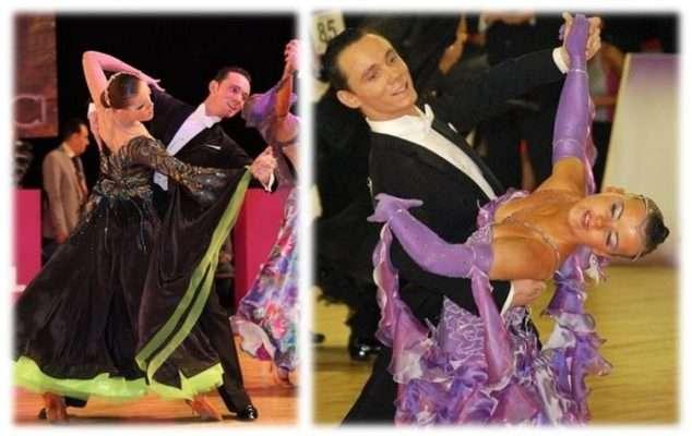 Дмитрий Гаврин танцы