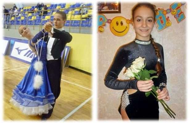 Юлиана Гаврина танцы