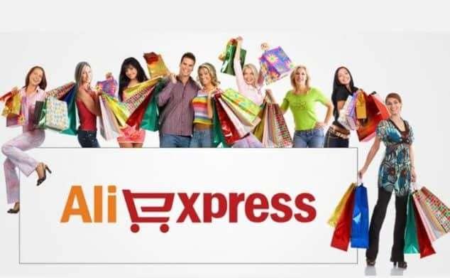 Перепродажа товаров Алиэкспресс в социальных сетях