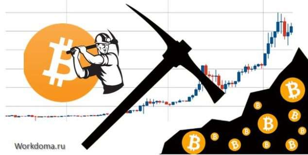 Майнинг - добыча валюты