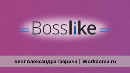 Босслайк партнерская программа для социальных сетей