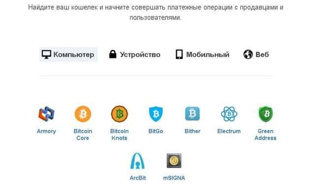 bitcoin.org. ваш кошелек