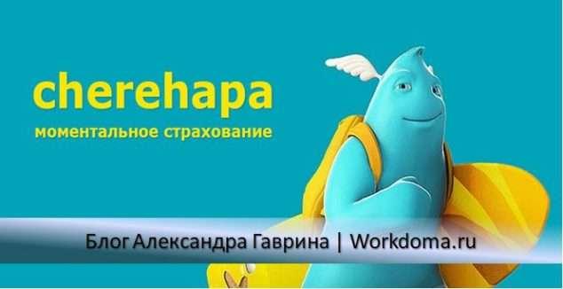 Cherehapa — туристическая страховка онлайн