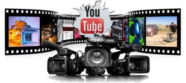 оборудование для съемки видео на ютуб
