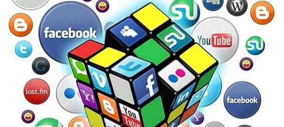 Связь сайта и соцсетей