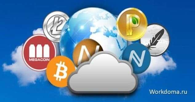 что такое cloud mining