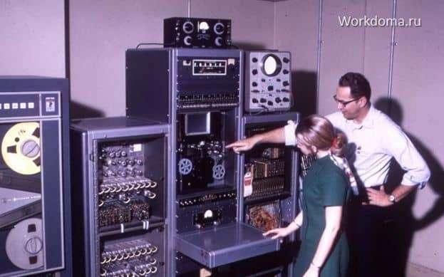 первый сервер интернет сервер