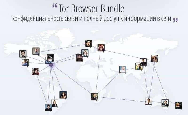пользуйтесь анонимным браузером ТОР