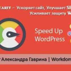 Плагин Webcraftic Clearfy - Ускоряет сайт, улучшает SEO, усиливает защиту WordPress!