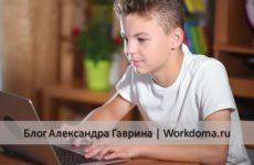 Как зарабатывать школьнику в интернете без вложений не выходя из дома