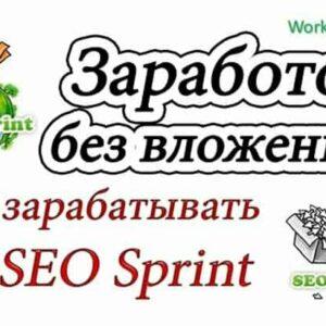 SEOsprint - Как Заработать на СеоCпринт от 500 рублей в День Инструкция Рекомендации