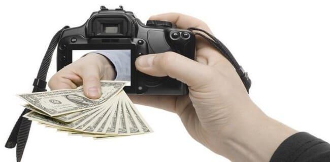 сервисы продажи и покупки фотографий