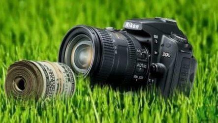 Как заработать на фотографиях в Интернете без вложений